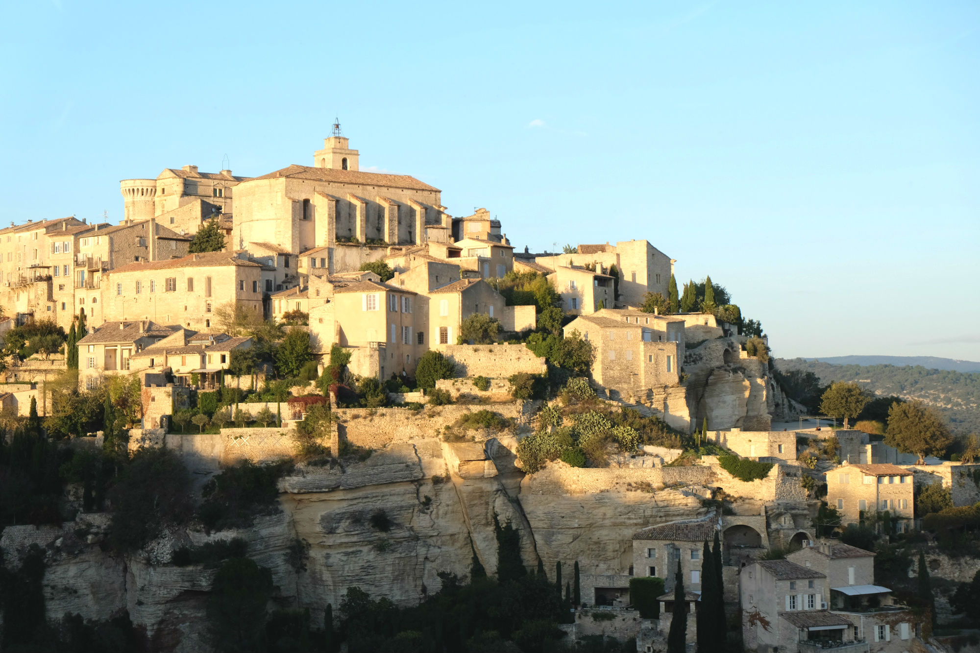 week end en provence 2 gordes saint remy et les baux de provence voyage en beaut. Black Bedroom Furniture Sets. Home Design Ideas