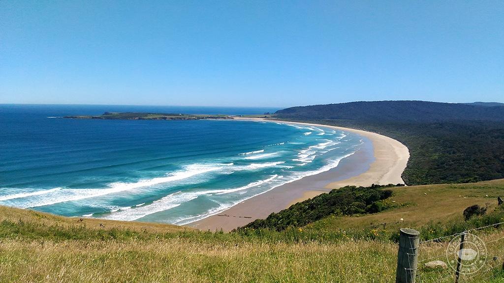 Nouvelle Zélande : le sud de l'ile du sud !