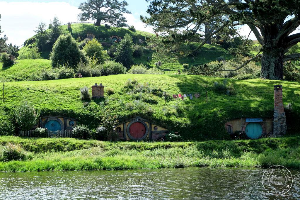 Road-Trip en Nouvelle-Zélande : sur les traces des Hobbits à Matamata et Hobbiton movie set…