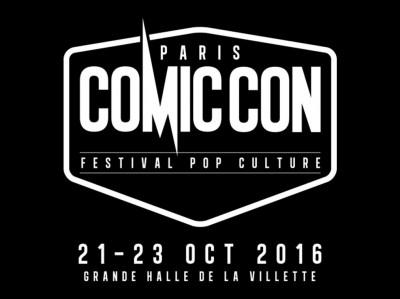 ComicCon-festival pop culture programme invitation