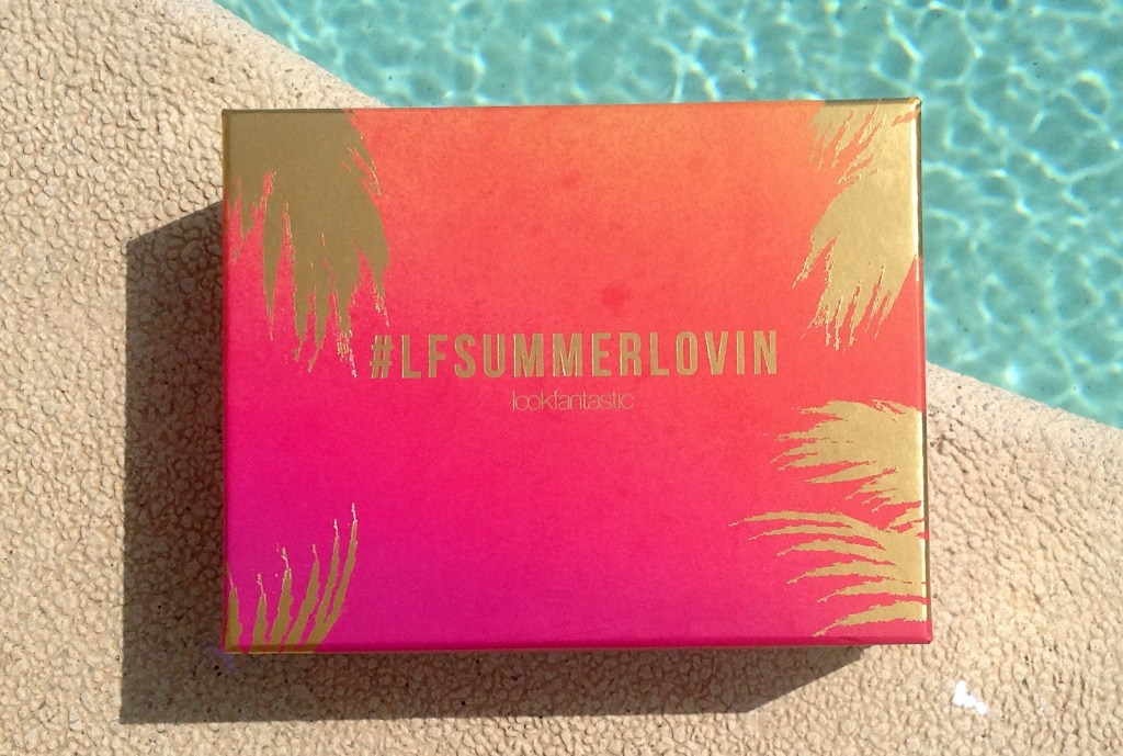 lfsummerlovin-lookfantasticbox-avis-contenu-promo