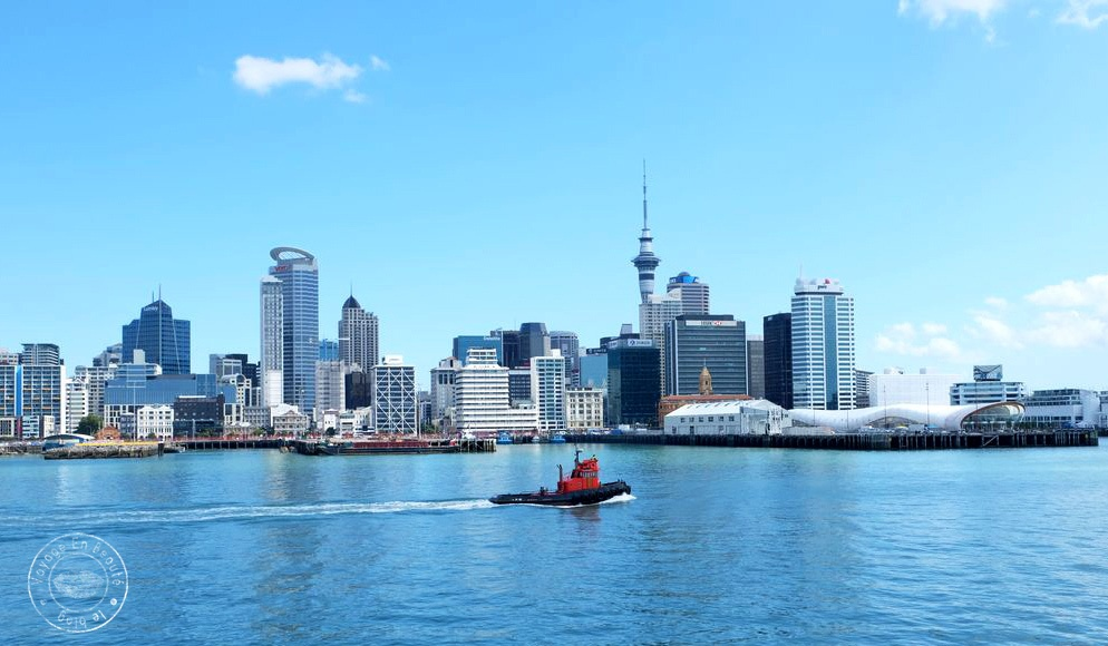 Road-Trip en Nouvelle-Zélande : dernière étape Auckland !