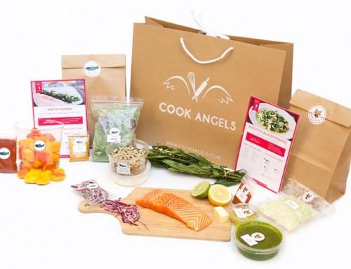 Cook Angels, la box gourmande pour une Saint-Valentin à domicile + Code promo