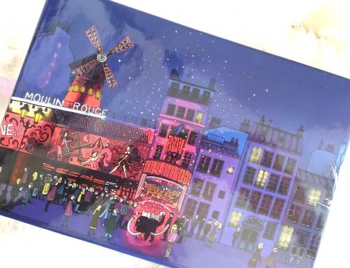 La Beautiful Box Moulin Rouge Paris©
