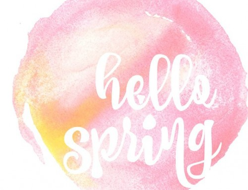 La liste de mes envies mode et déco de printemps…