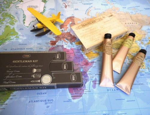 Les jolis kits de voyage Sabon (+ Concours)