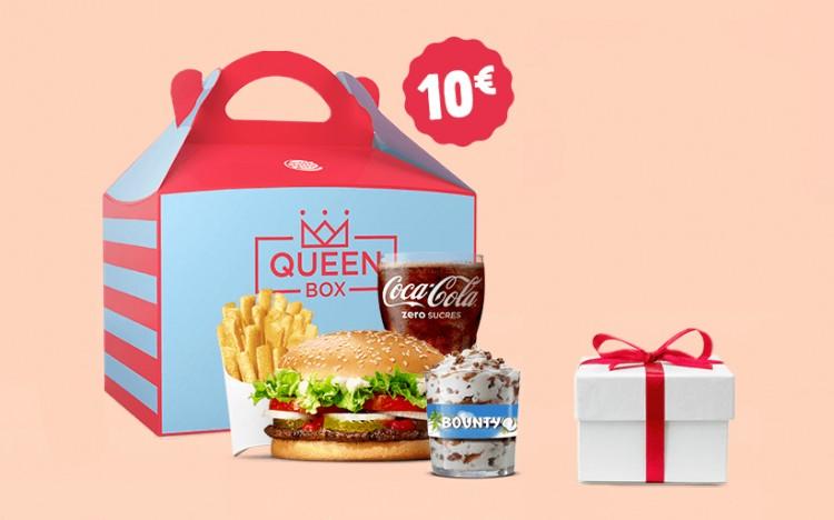 Insolite ! La Box Beauté Burger King…