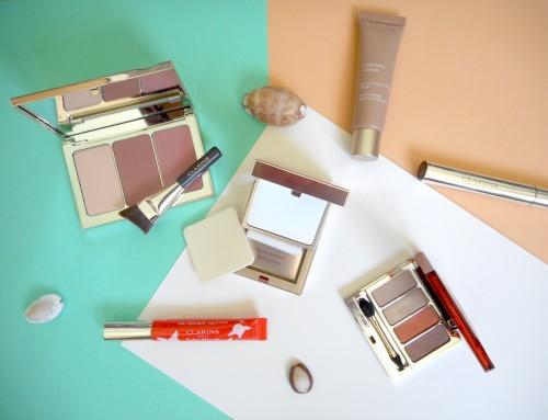 Maquillage d'été avec les éditions limitées Clarins…