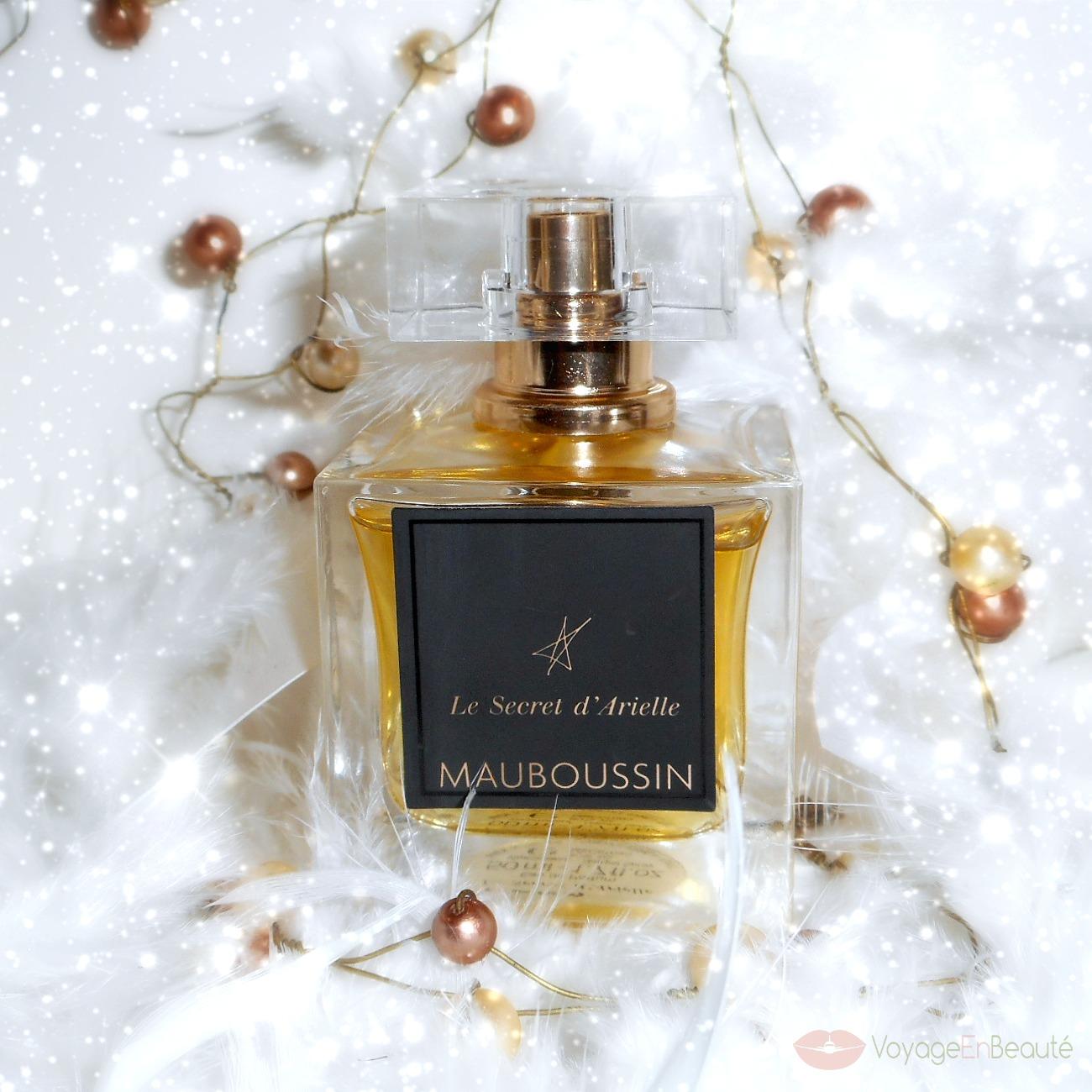 avis test parfum secret d'Arielle Mauboussin