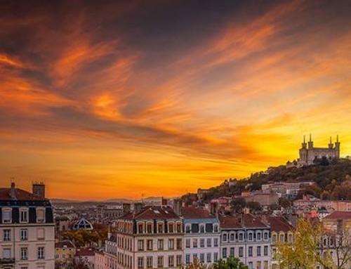 Escapade gourmande à Lyon…