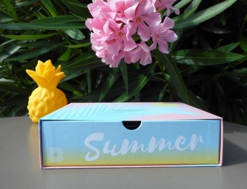 Summer Vibes – Ma birchbox de Juillet