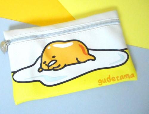 Mon Ipsy Glam Bag de Juillet X Gudetama