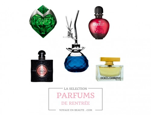 Parfums de rentrée
