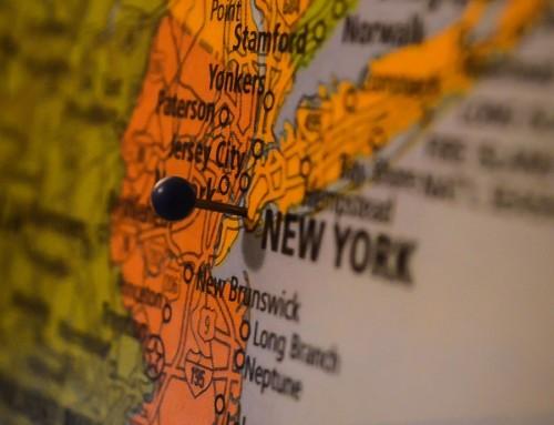 Un jour j'irai à New York avec toi…