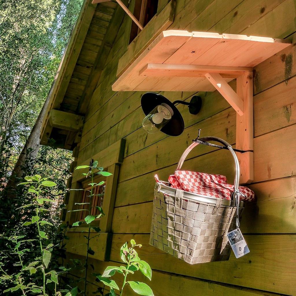 hebergement insolite dormir cabanes dans les bois carcassonne avis Voyage en beauté # Dormir Dans Les Bois