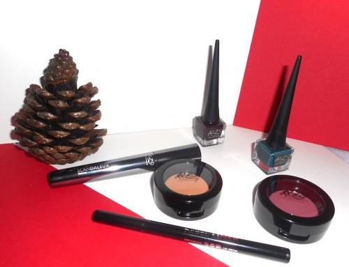 Découverte : la gamme de maquillage AZZO Professionnel