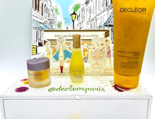 Baumes et huiles/sérums Aromessence Decléor Paris : très bien !