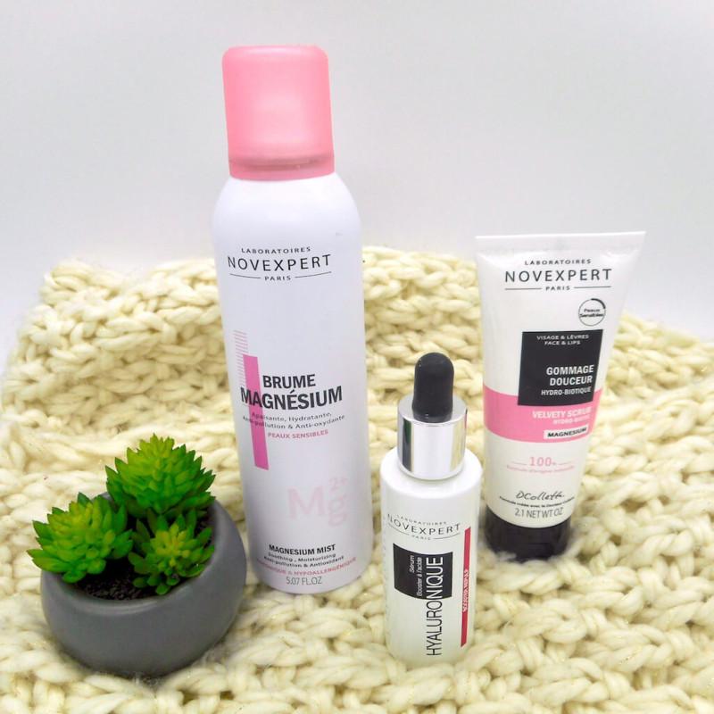 routine-douceur-peaux-sensibles-magnesium-novexpert
