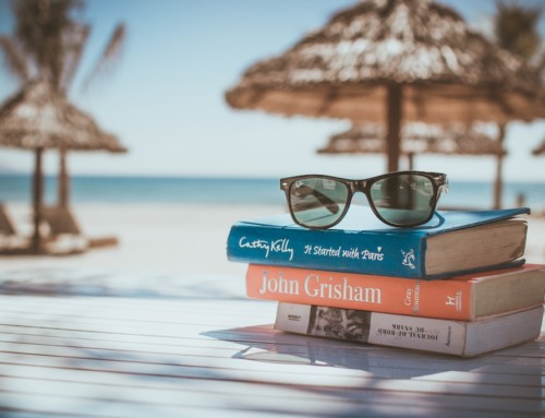 Sélection lecture : Quels livres glisser dans sa valise cet été ?!