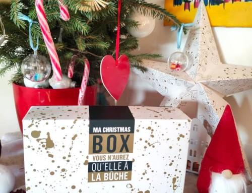 Ma Christmas Box par Monoprix +  Concours