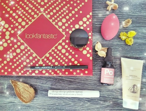 Unboxing : LookFantastic Box – Décembre 2018 – The Christmas Edition