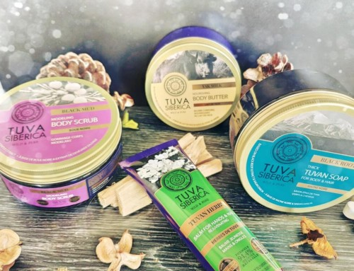 Tuva Siberica : mon nouveau coup de cœur Natura Siberica + concours