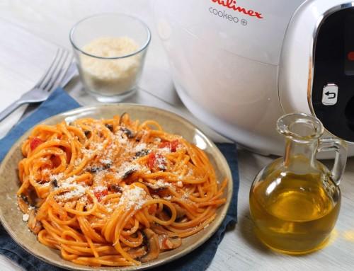 Mercredi cuisine : mon Cookeo et moi + concours