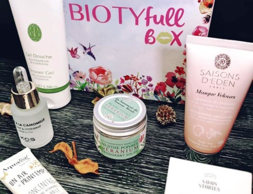 L'indispensable Biotyfull Box Mars 2019