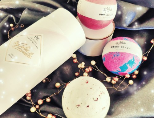 Les jolies boules de bain Happy Moments My Jolie Candle