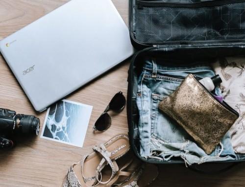 Dans ma valise : ces accessoires indispensables en voyage !