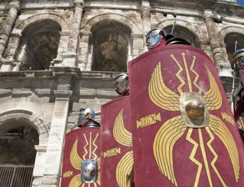 Sortie en famille : Les Grands Jeux Romains à Nîmes