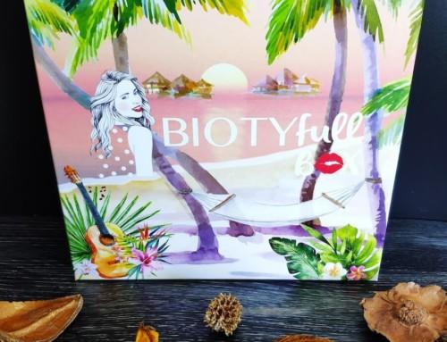 Biotyfull Box Juin 2019  – L'Estivale