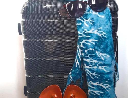 Les nouveautés de l'été : bagagerie, soins, boissons …