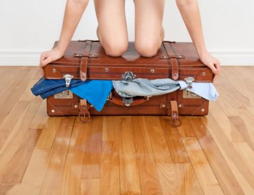 Partir avec seulement une valise cabine : mes astuces gain de place !