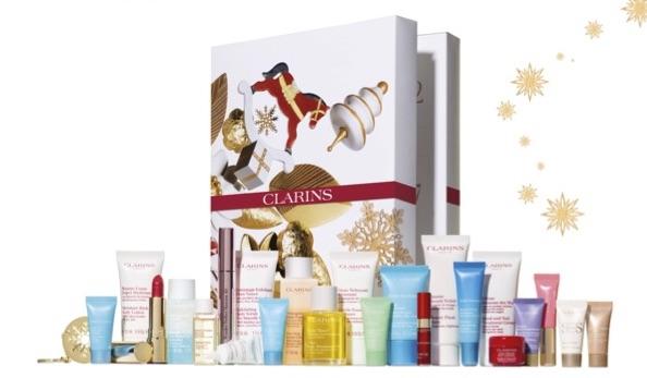 Calendrier de l'Avent Beauté 2019 Clarins contenu prix promo