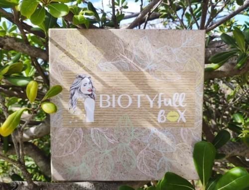 100% solide 100% Bio 100% Recyclable – La Biotyfull Box Octobre 2019