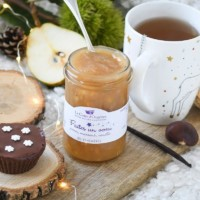 recette-gateau-muffin-chocolat-poire-marron-sans-gluten