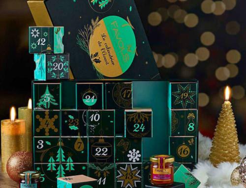 Les calendriers de l'Avent gourmands chez Bienmanger.com + Concours !