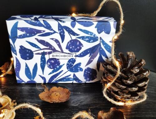 Beauté Givrée – Birchbox Novembre 2019