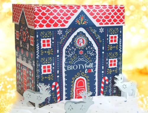 La Biotyfull Box Raffinée et Scintillante – Décembre 2019