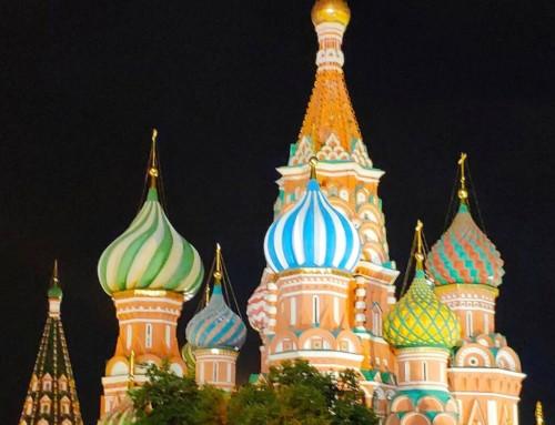 6 jours à Moscou #2 : des visites incontournables et originales !