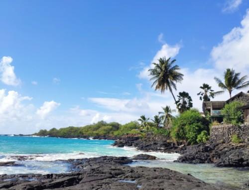 Dans ma valise pour Hawaii…