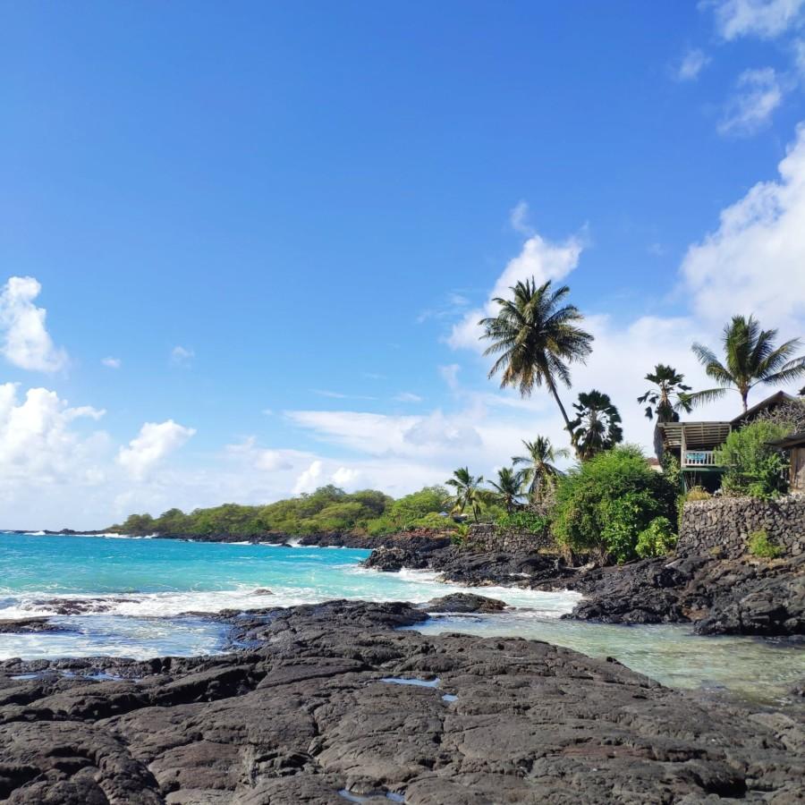 dans ma valise pour hawaii