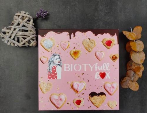 La Biotyfull Box Gourmande – Février 2020 + Concours !