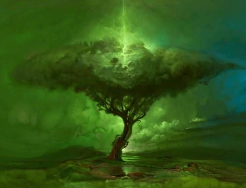 La symbolique de l'arbre de vie