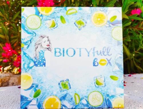 Routine gélifiée – Biotyfull Box Juin 2020