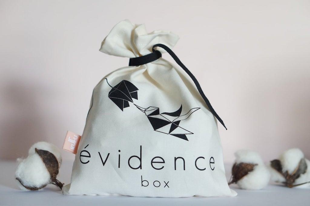 Contenu et avis Box evidence bio septembre 2020