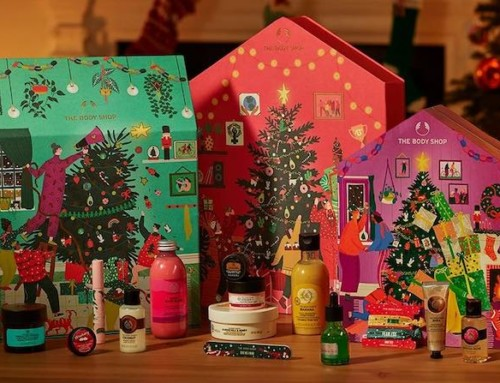 Les calendriers de l'Avent The Body Shop