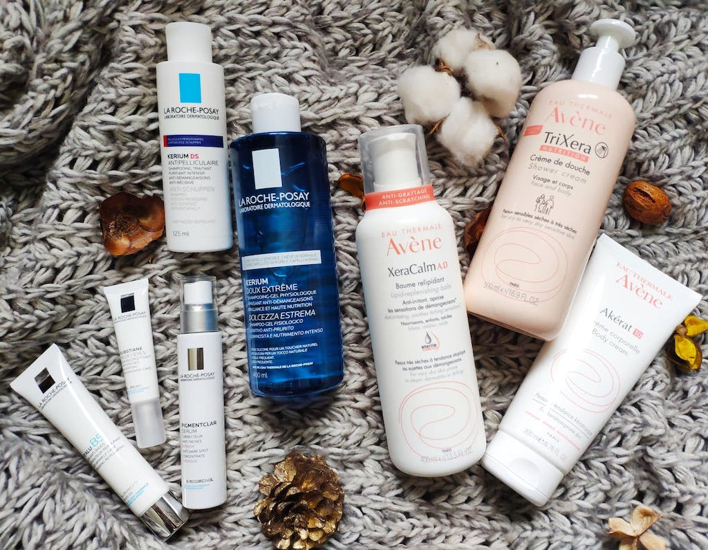 selection beaute parapharmacie avene la roche posay origines parfums