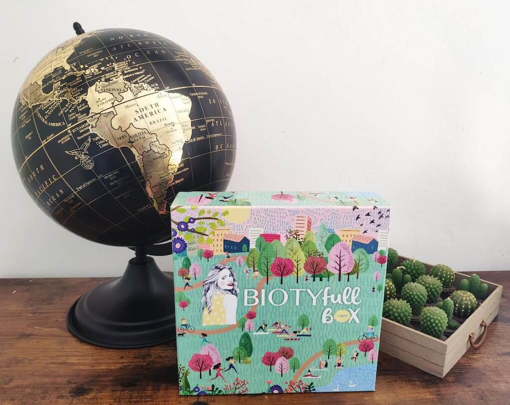 Biotyfull box mars 2021 avis contenu et code promo